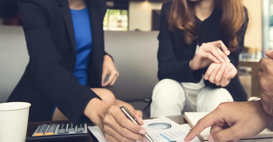 Consulente finanziario intervista